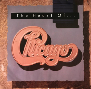 Chicago - The Heart Of Chicago (LP) (F-G/G-)